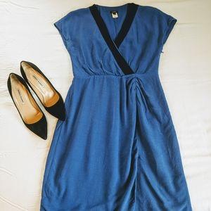 Royal blue JCrew Dress